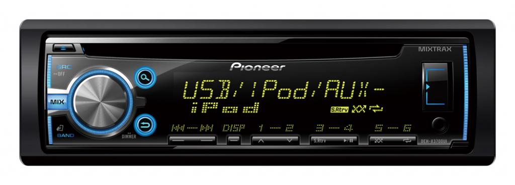 CD Player Auto Pioneer DEH-X3700UI