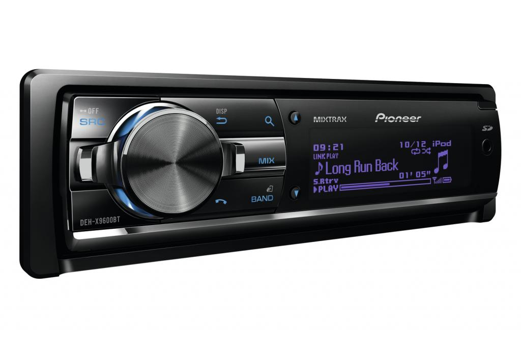 Cd Player Auto Pioneer Deh-x9600bt