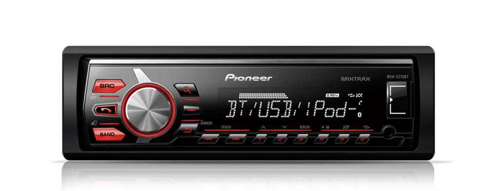 Player Auto Pioneer Mvh-x370bt
