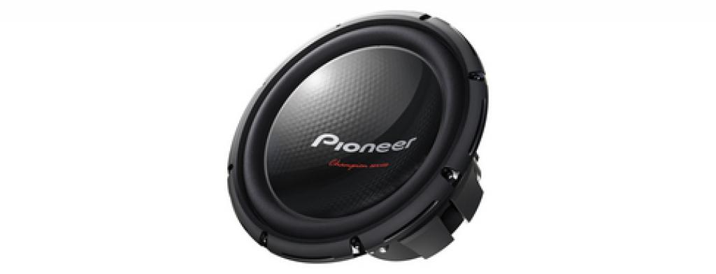 Subwoofer Auto Pioneer TS-W310D4