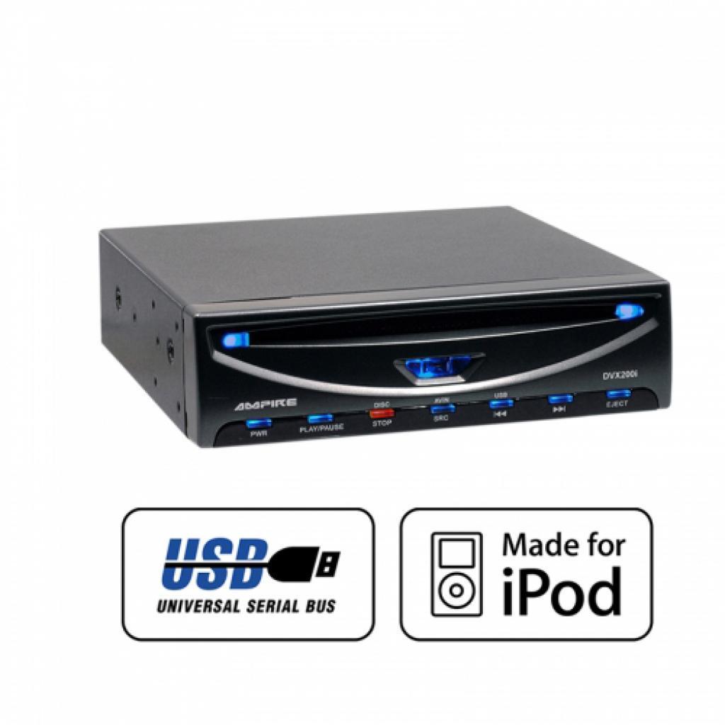 DVD Auto Ampire DVX-200I