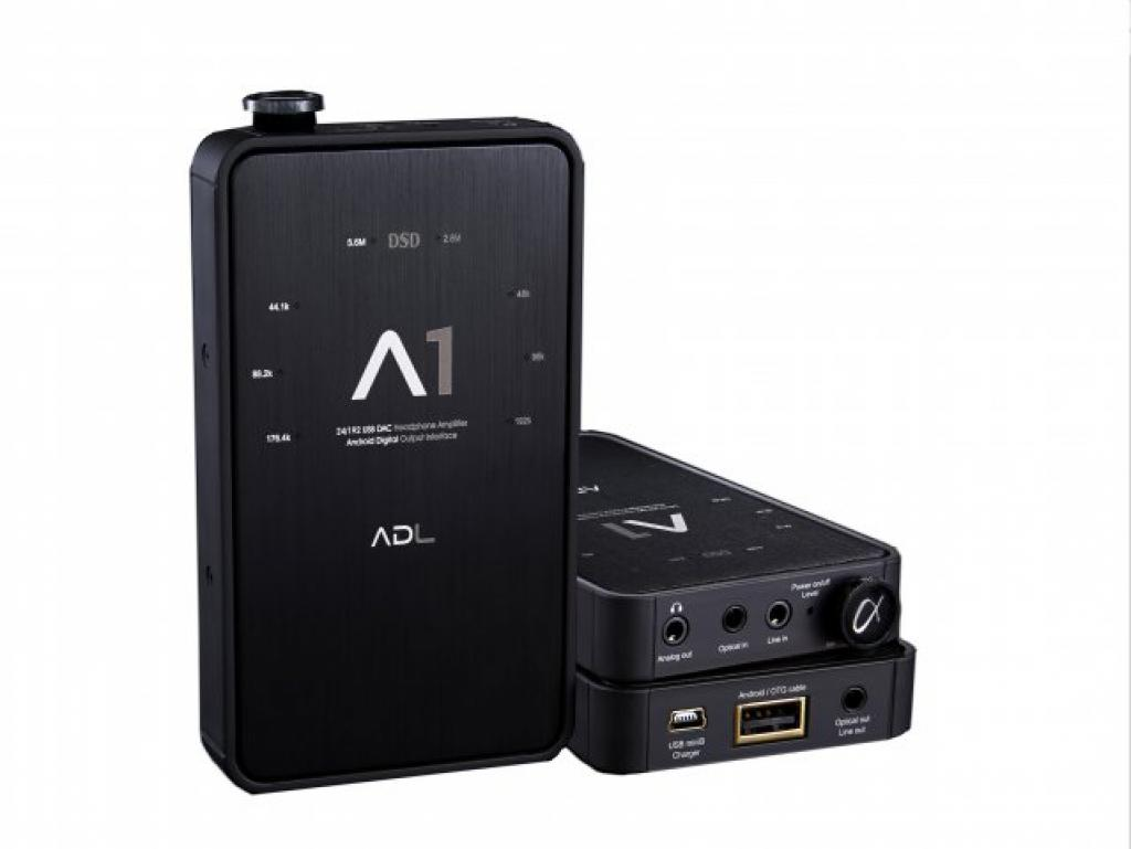 Convertor Digital/Analog (DAC) Alpha Design Labs A1-BL (by Furutech)