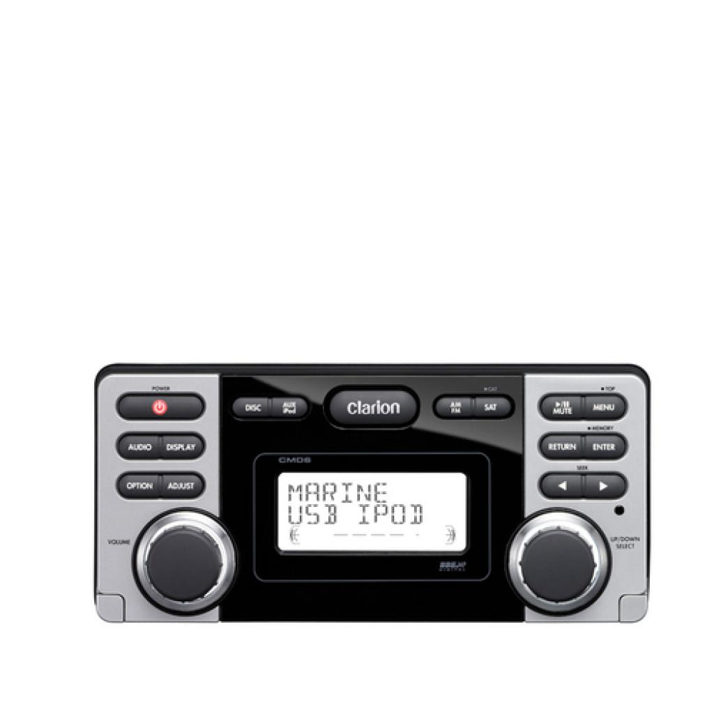Imagine indisponibila pentru CD Player Auto Clarion CMD6