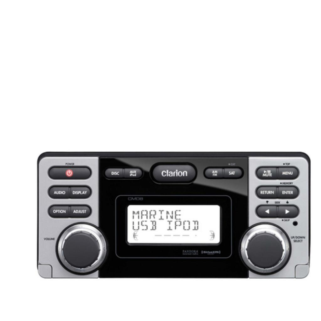 CD Player Auto Clarion CMD8