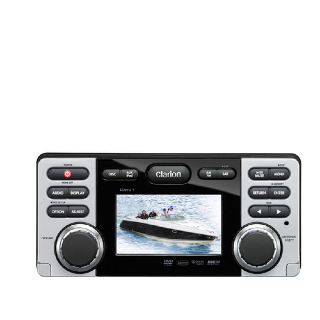 DVD Auto Clarion CMV1
