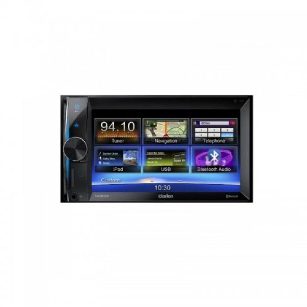 DVD Auto Clarion NX-302E