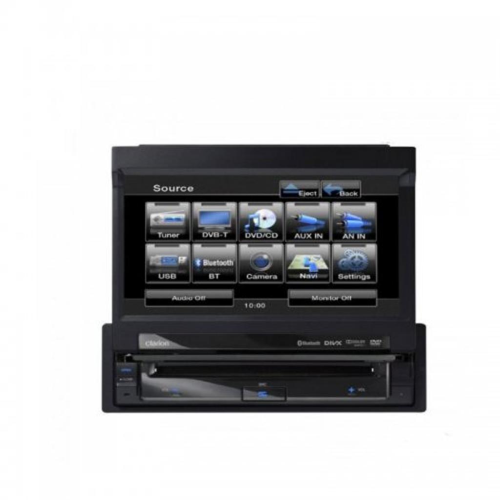 DVD Auto Clarion VZ-402E