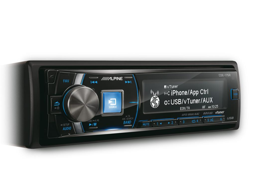 Imagine indisponibila pentru CD Player Auto Alpine CDE-175R