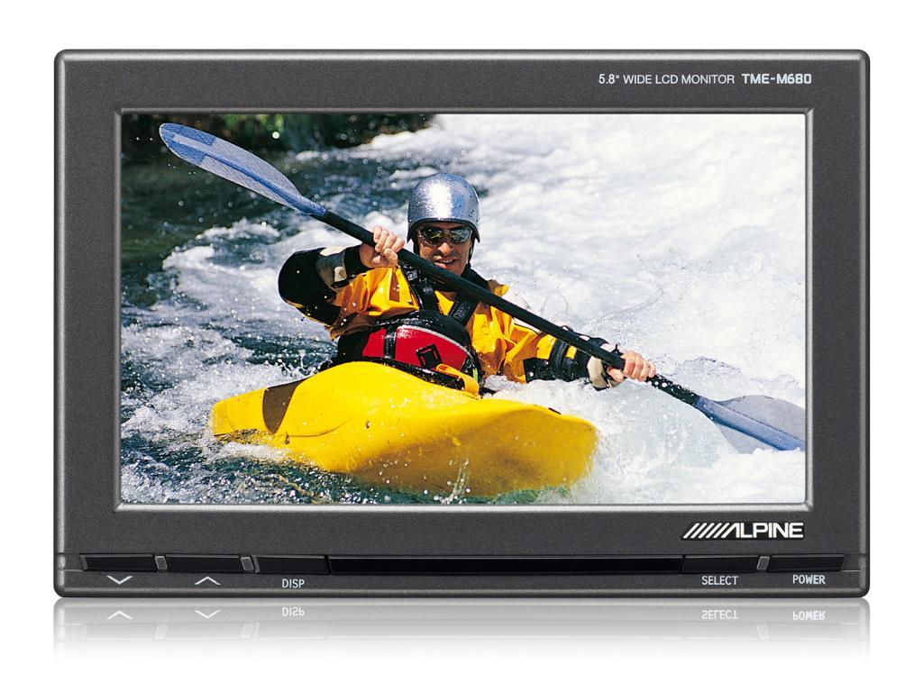 Monitor Plafon Alpine TME-M680