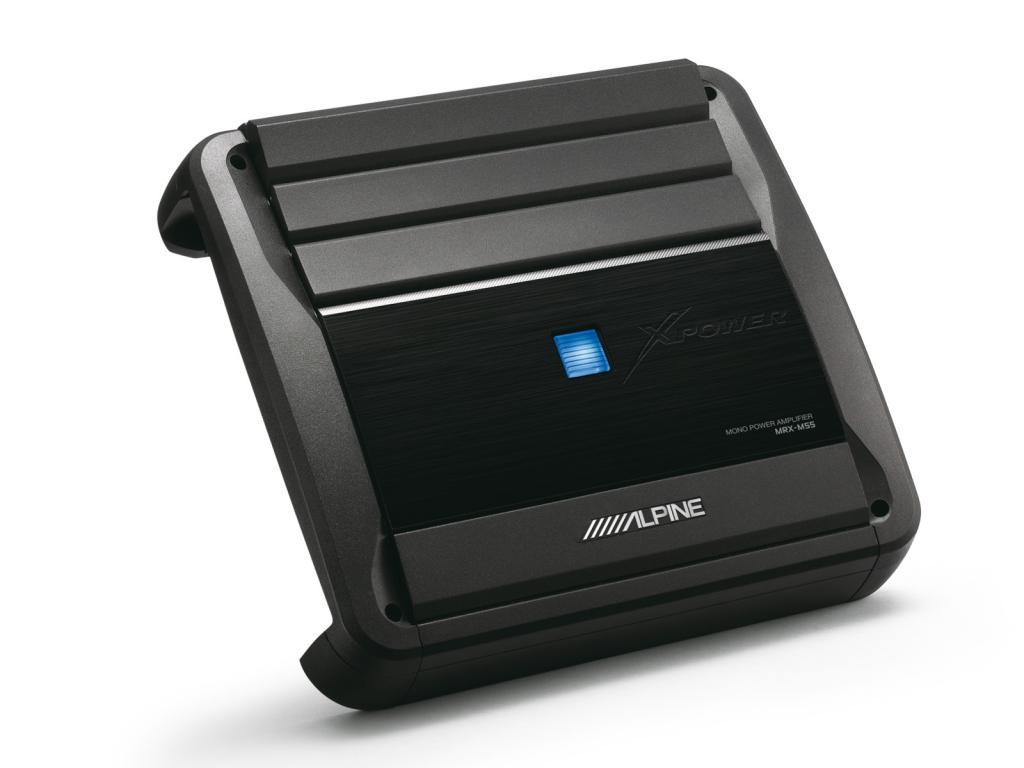 Amplificator Auto Alpine MRX-M55