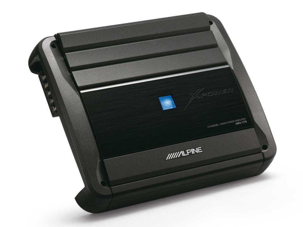 Amplificator Auto Alpine MRX-V70