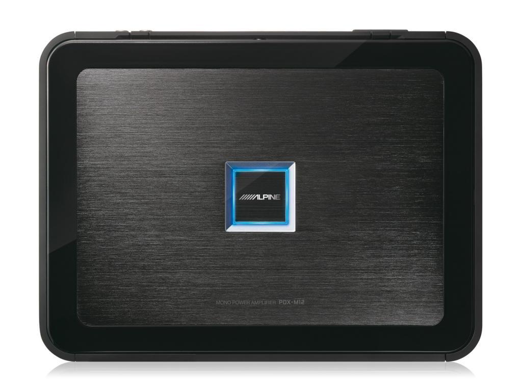 Amplificator Auto Alpine PDX-M12