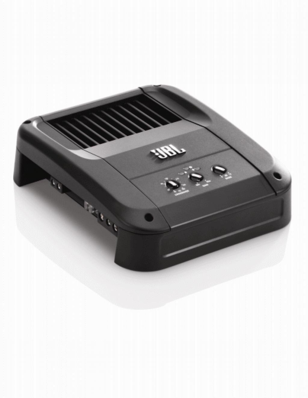 Amplificator Auto JBL GTO 501EZ