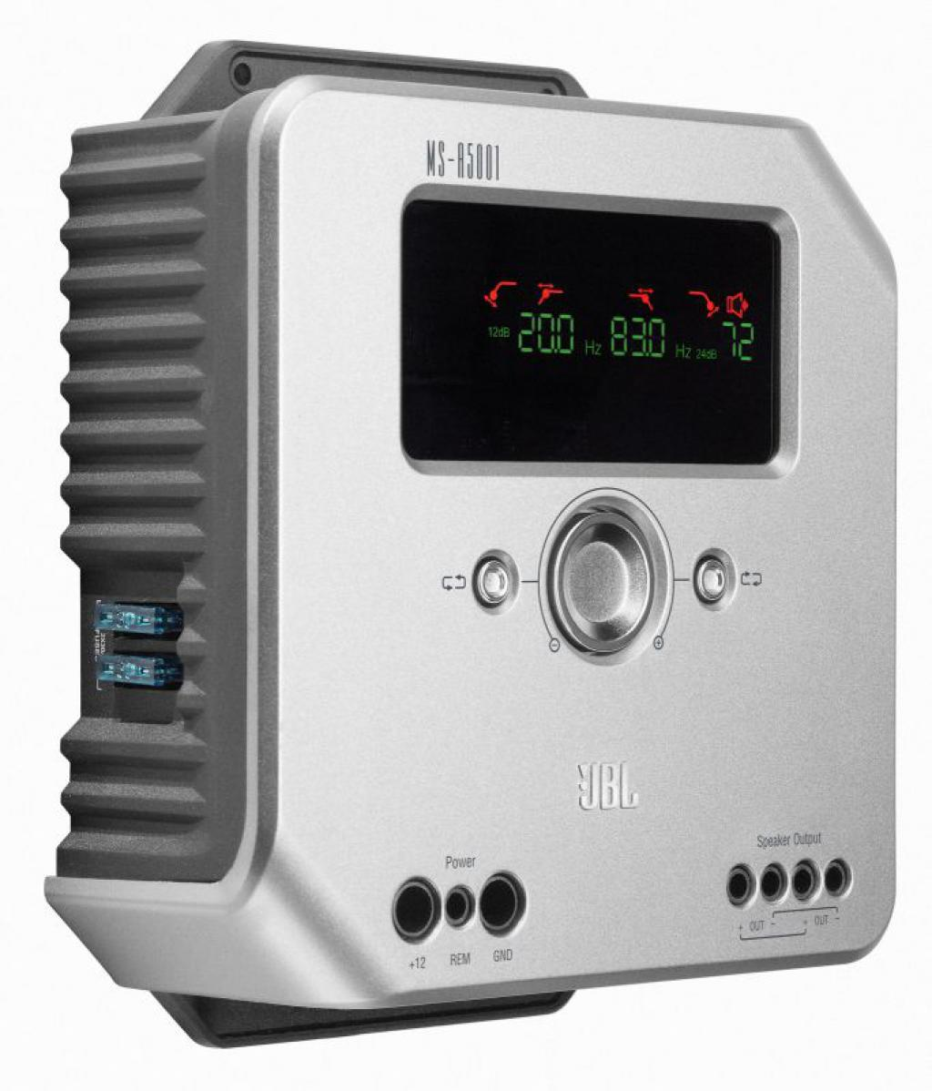 Amplificator Auto JBL MS-A5001