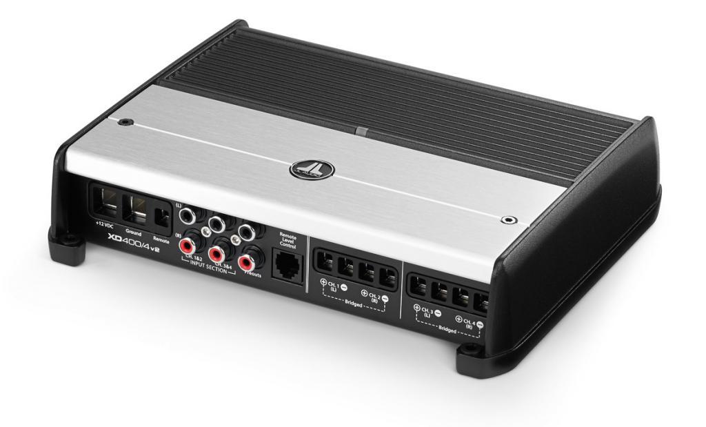Amplificator Auto Jl Audio Xd400/4v2