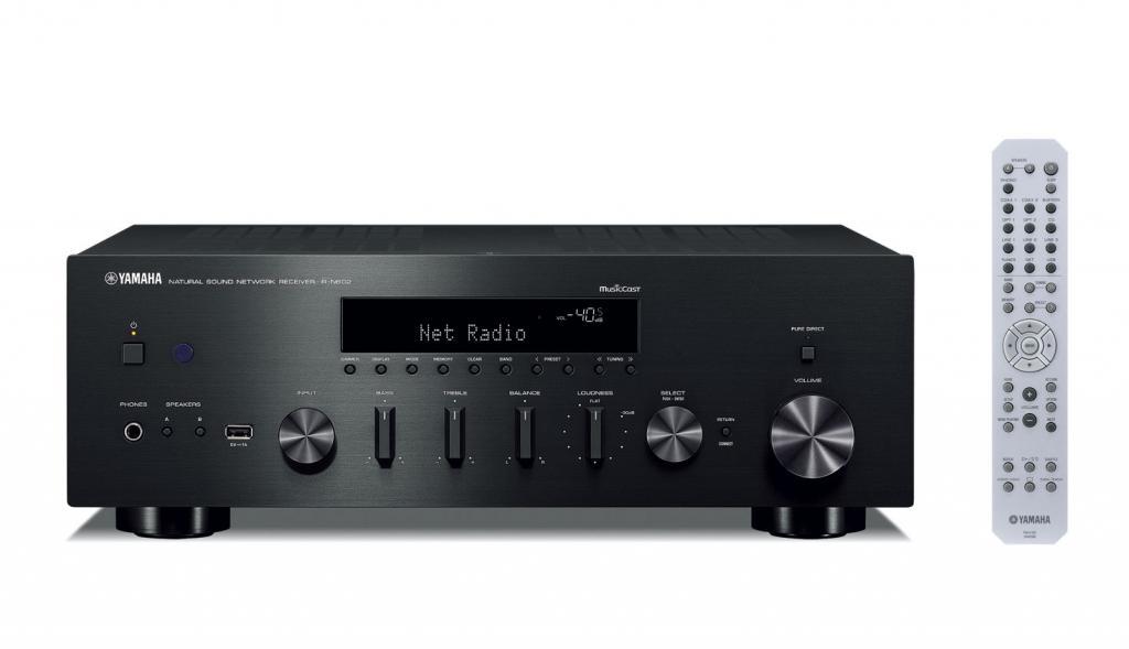 Amplificator Receiver Yamaha R-N602 Negru