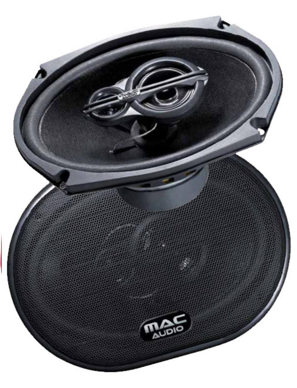 Boxe Auto Mac Audio Mxz 69.3