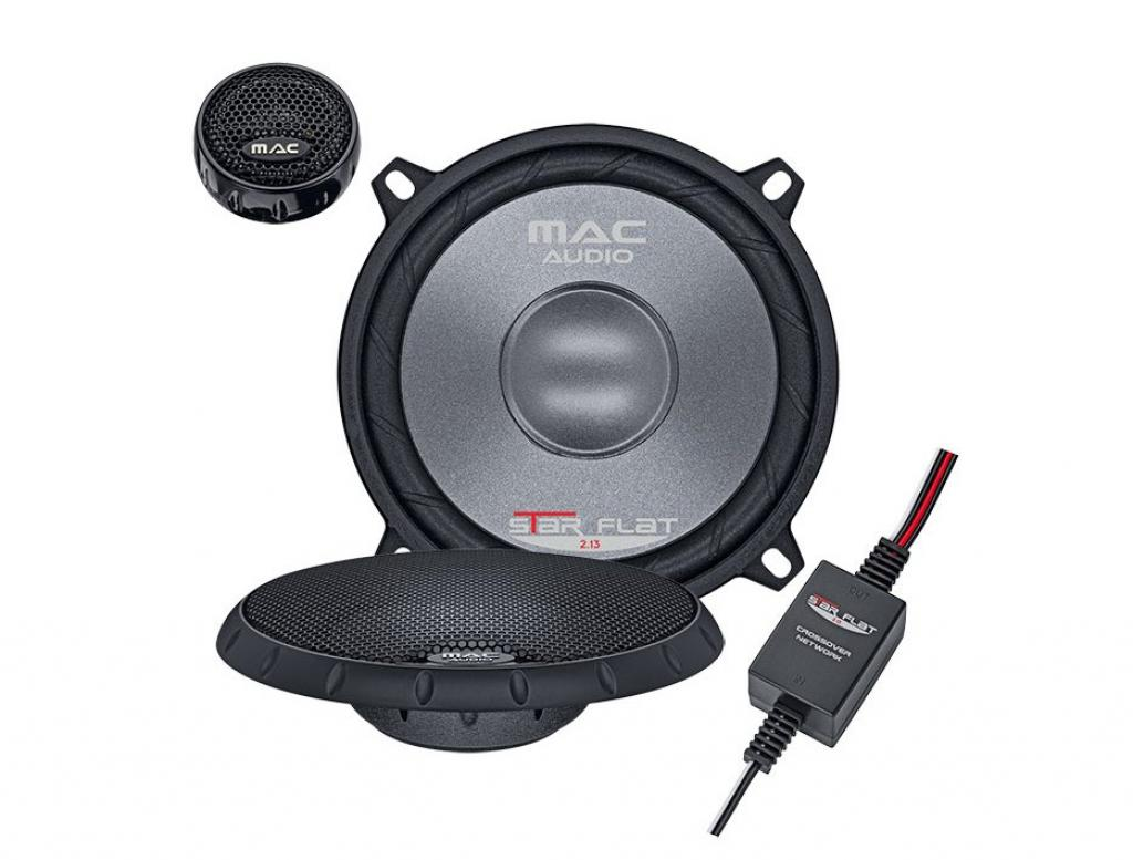 Boxe Auto Mac Audio Star Flat 2.13