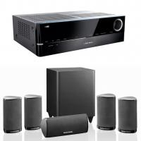 Harman Kardon AVR 151s + Harman Kardon HKTS 5