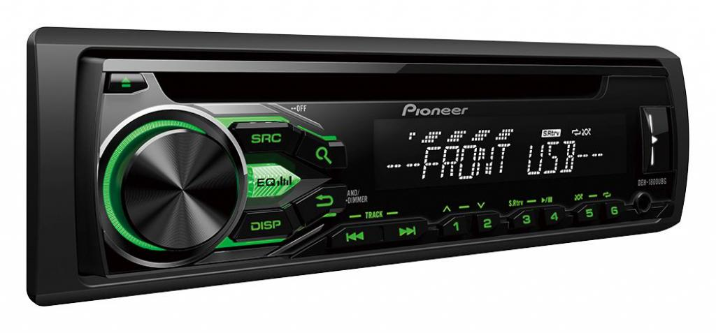 CD Player Auto Pioneer DEH-1800UBG