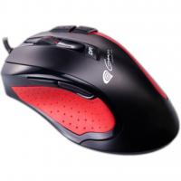 Mouse Natec Genesis GX68 black-red