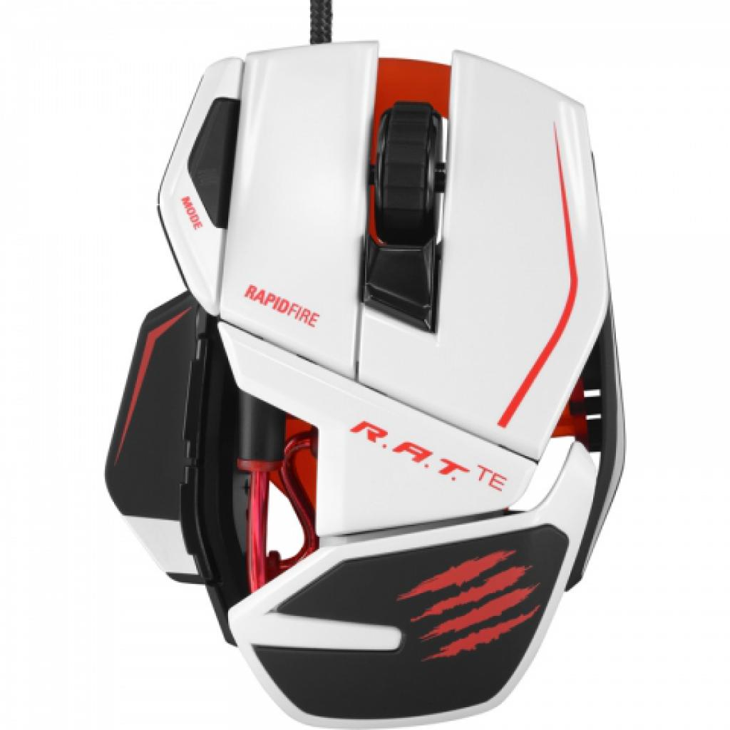 Mouse Mad Catz RAT TE Tournament Edition (white)