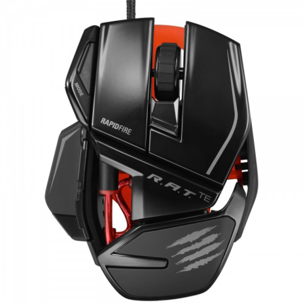 Mouse Mad Catz RAT TE Tournament Edition (gloss black)