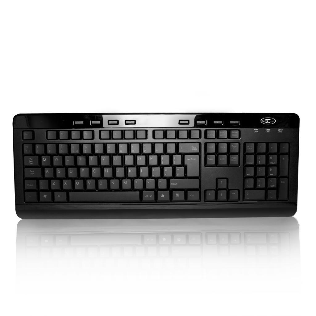 Tastatura Sumvision Indigo Led Usb
