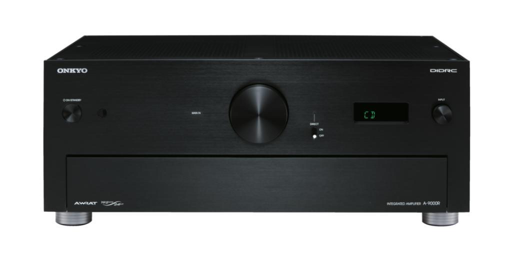 Amplificator Integrat Onkyo A-9000r Argintiu