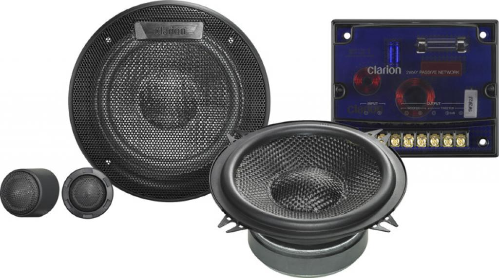 Boxe Audio Clarion SRP-1321 S