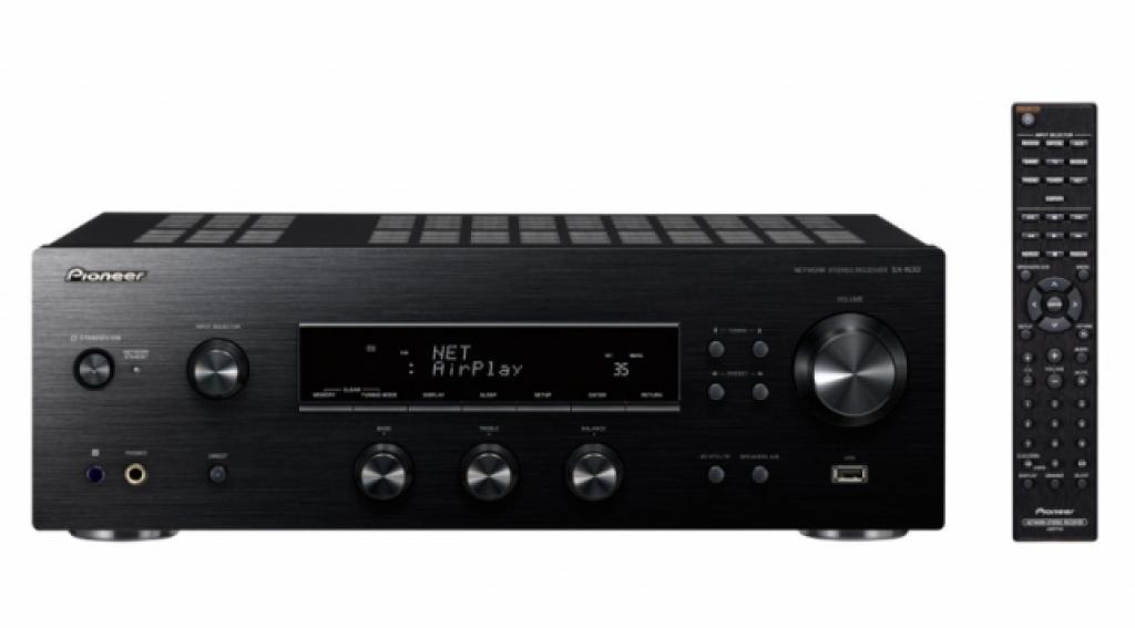 Amplificator Receiver Pioneer Sx-n30 Argintiu