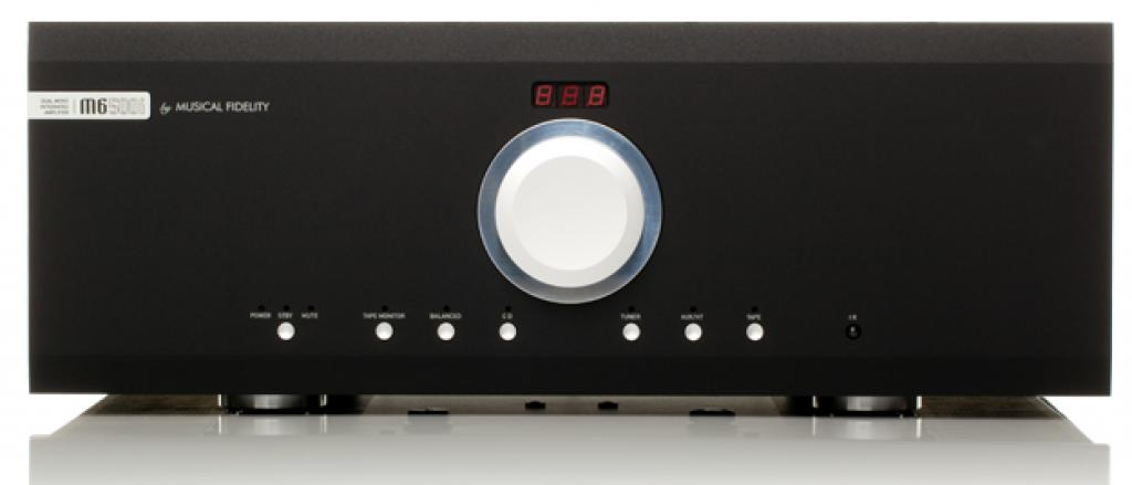 Amplificator Integrat Musical Fidelity M6 500i