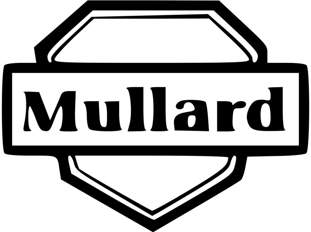 Lampa ( Tub ) Mullard 12ax7/ecc83