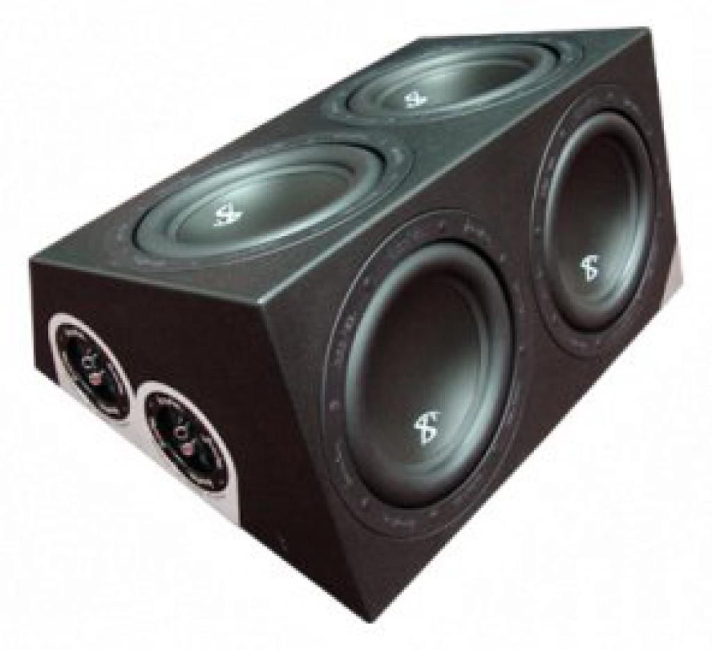 Subwoofer Auto IN Phase PR210