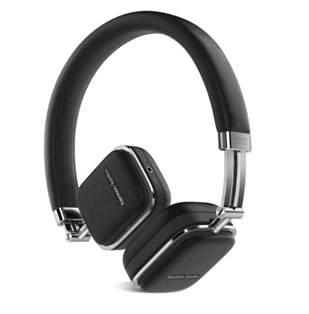 Casti Wireless Harman/kardon Soho Bt Brown