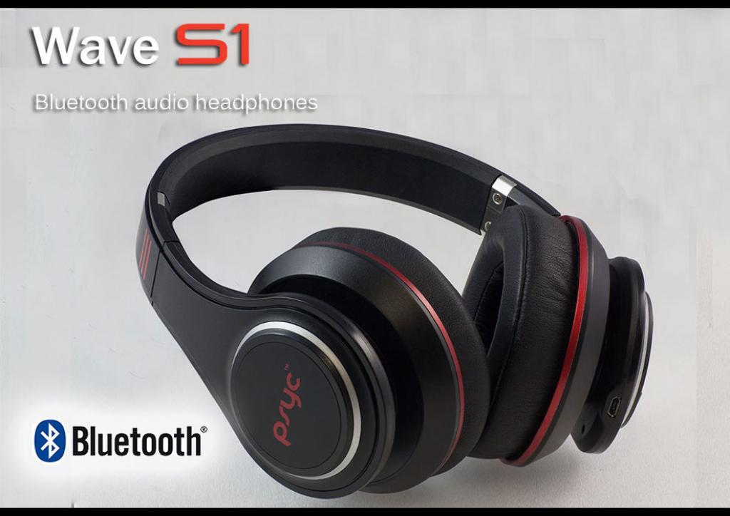 Casti Wireless Psyc Wave S1