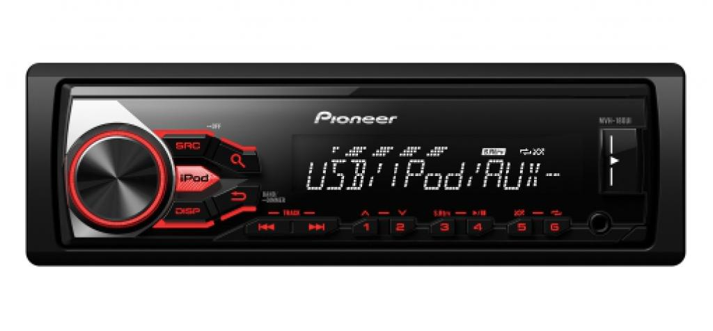 Player Auto Pioneer MVH-180UI