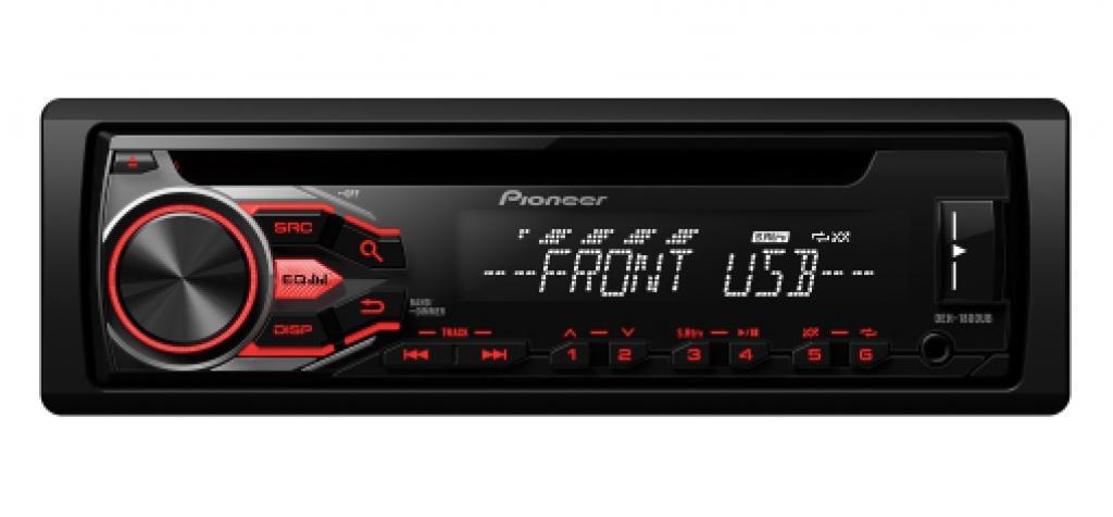 CD Player Auto Pioner DEH-1800UB
