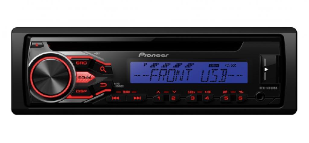 CD Player Auto Pioner DEH-1800UBB