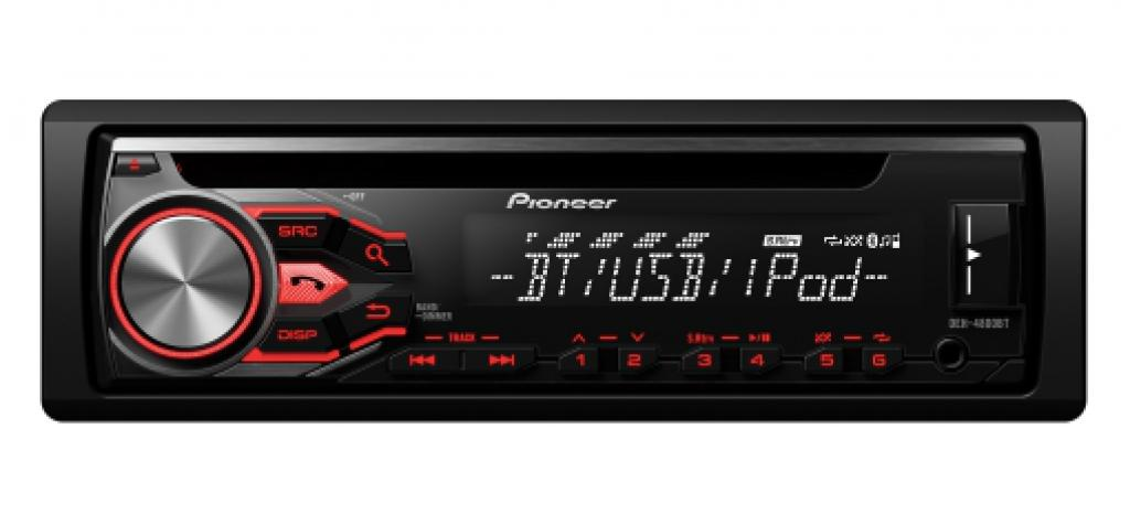 CD Player Auto Pioner DEH-4800BT