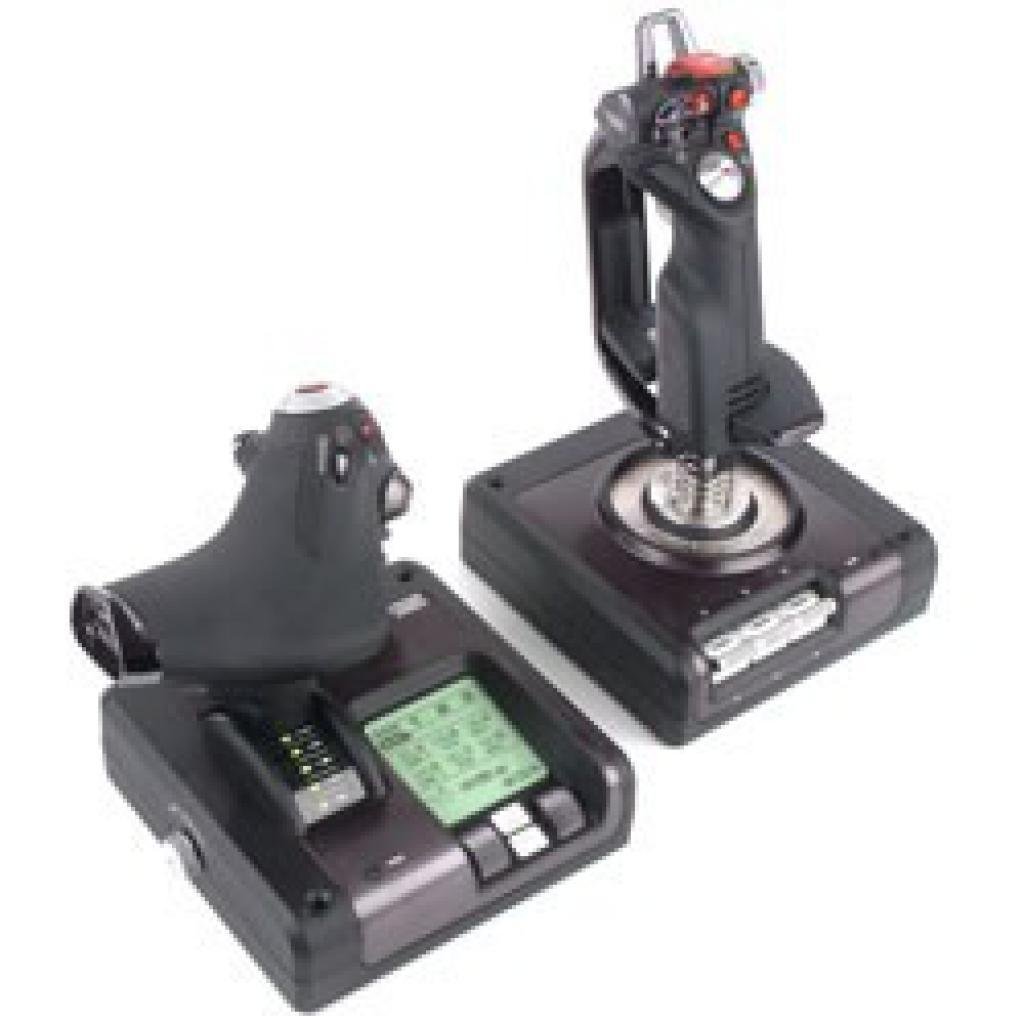 Sistem Hotas Saitek X52 Pro Flight Control System