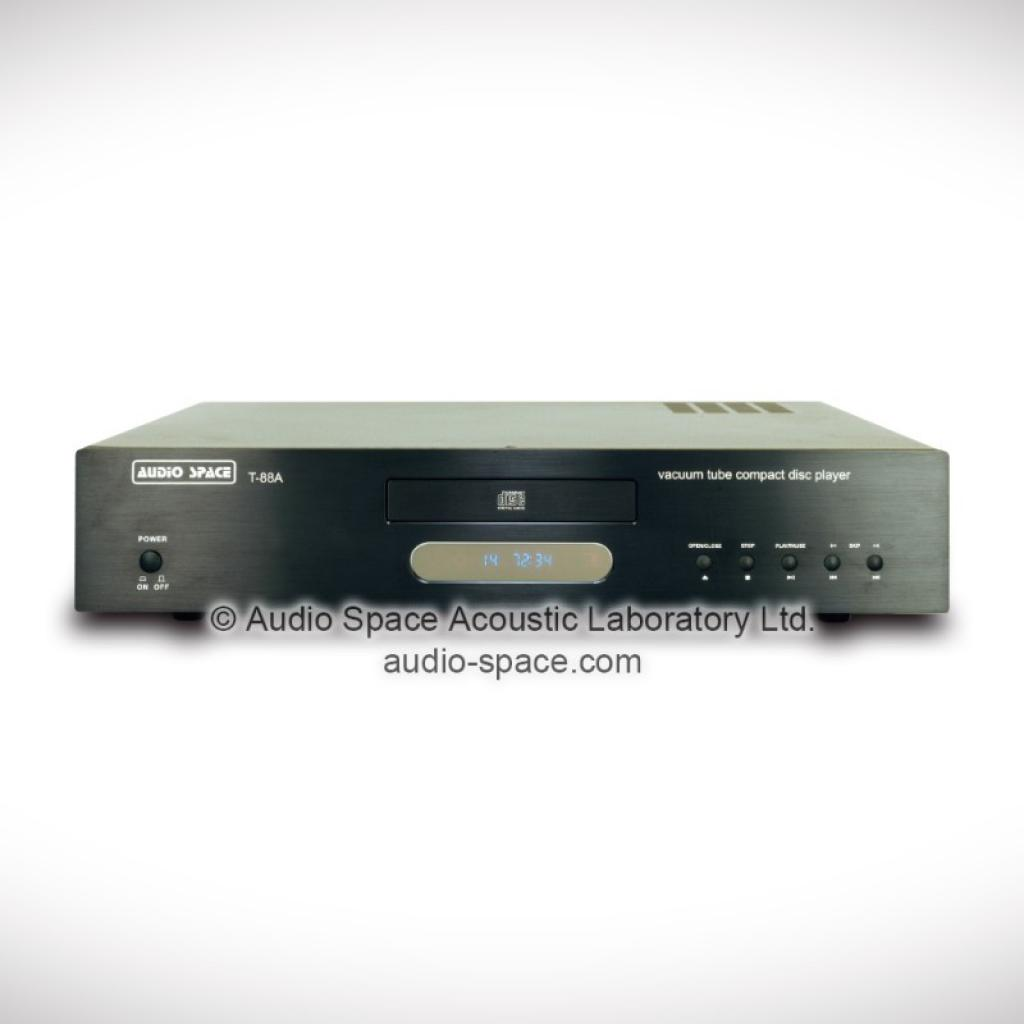 CD Player Audio Space T-88A