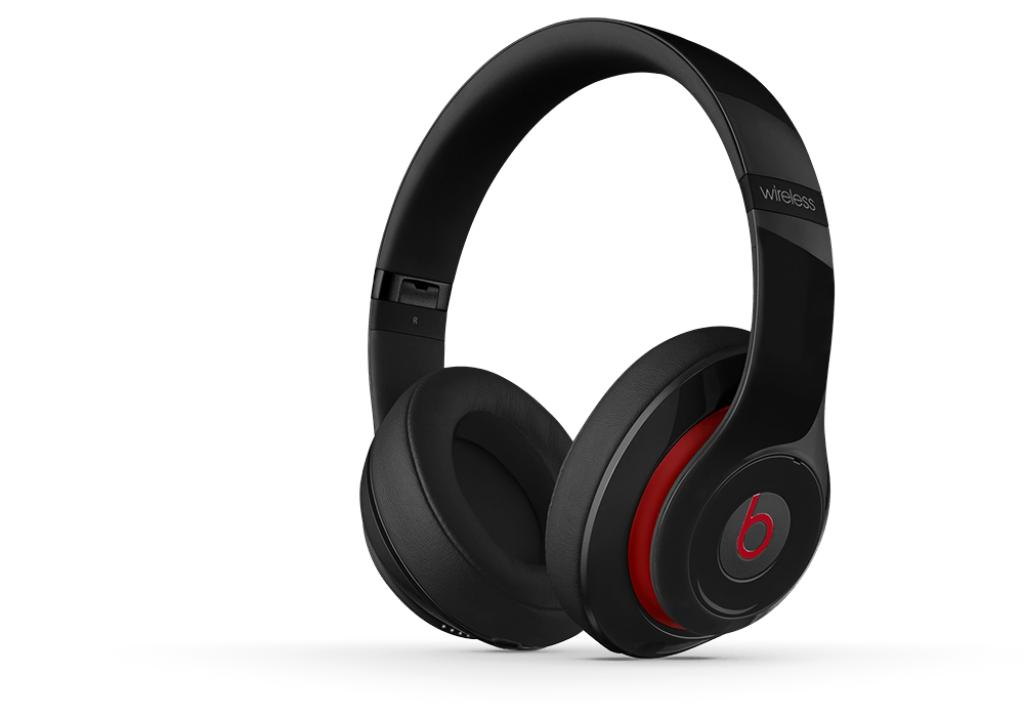 Casti Beats By Dre Studio Wireless Matt Black