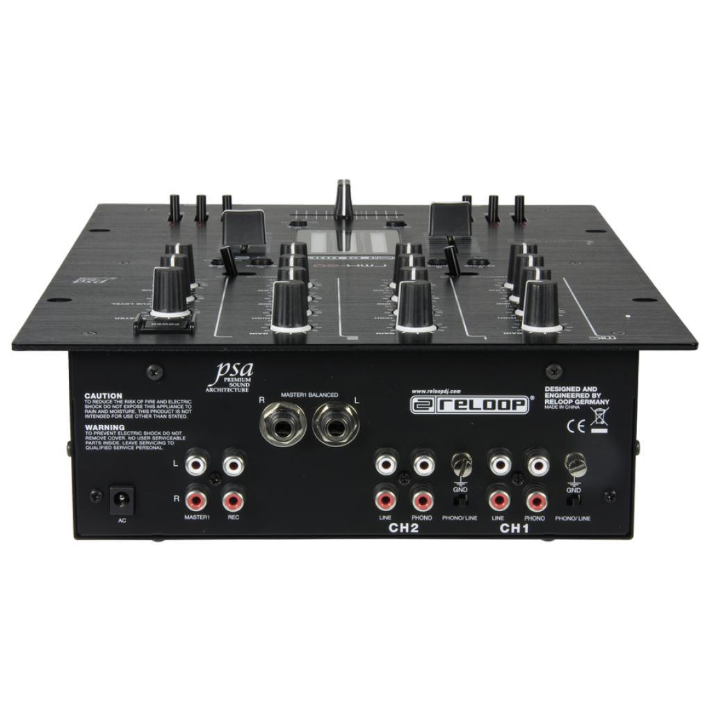 Mixer Reloop Rmx-20 Blackfire Edition