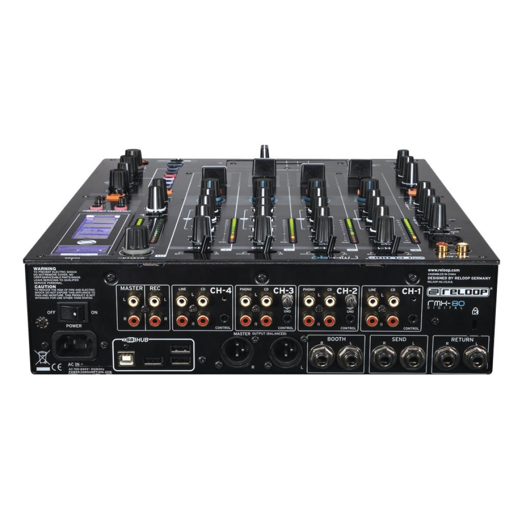 Mixer Reloop Rmx 80