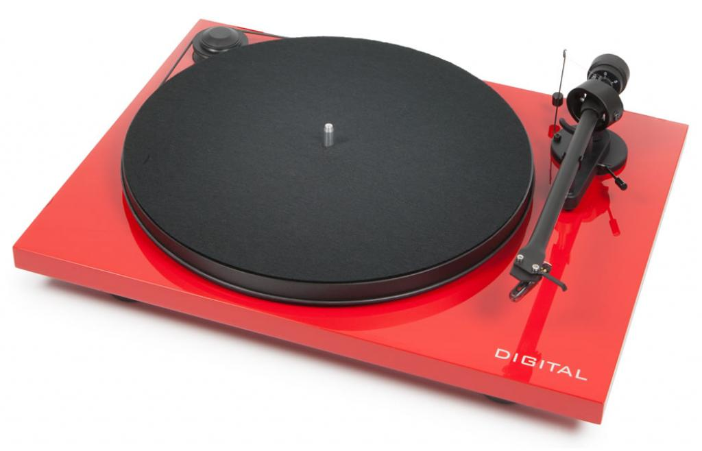Pick-Up Pro-Ject Essential II Digital White