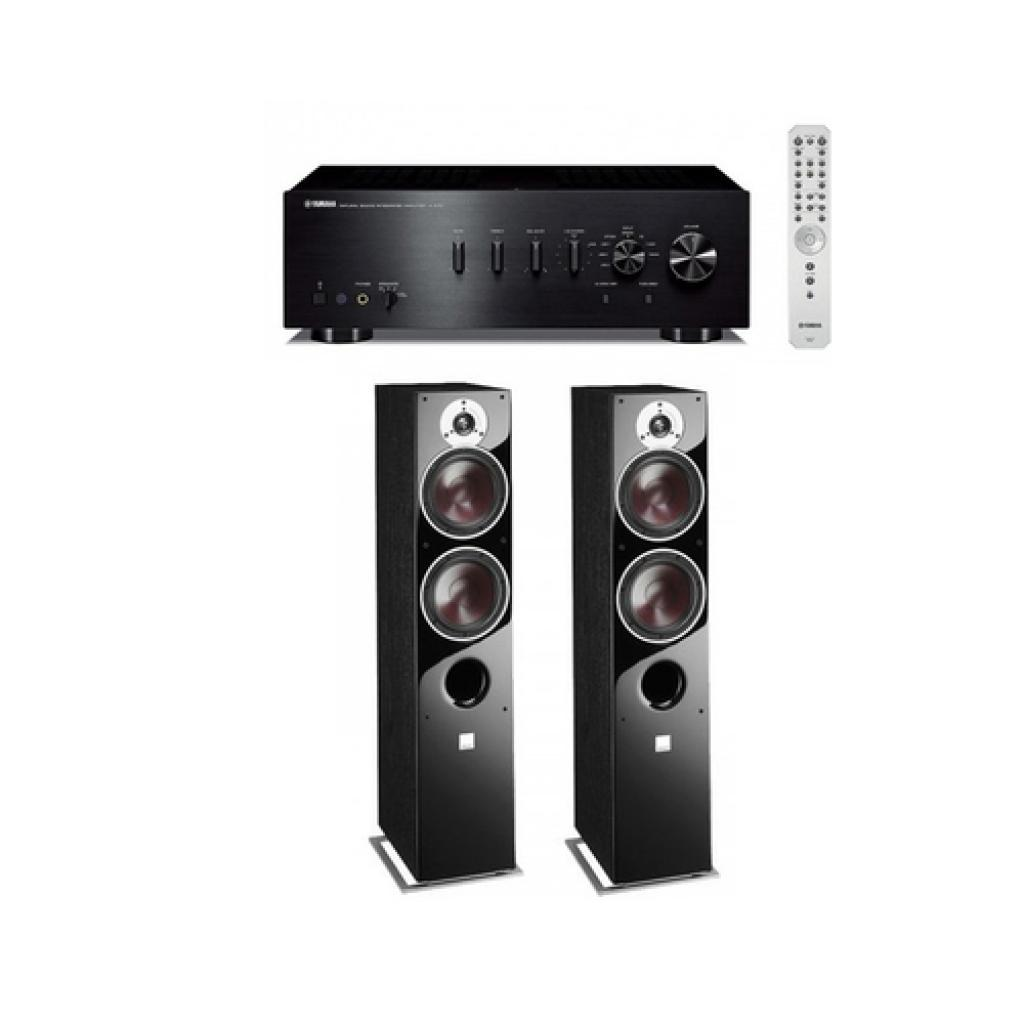 Pachet Amplificator Integrat Yamaha A-S701 + Boxe Dali Zensor 5