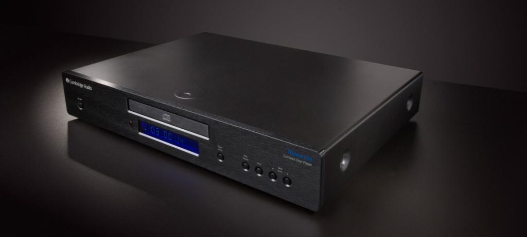 Cd Player Cambridge Audio Topaz Cd5