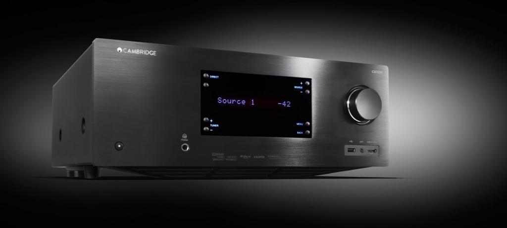 Receiver Av Cambridge Audio Cxr200