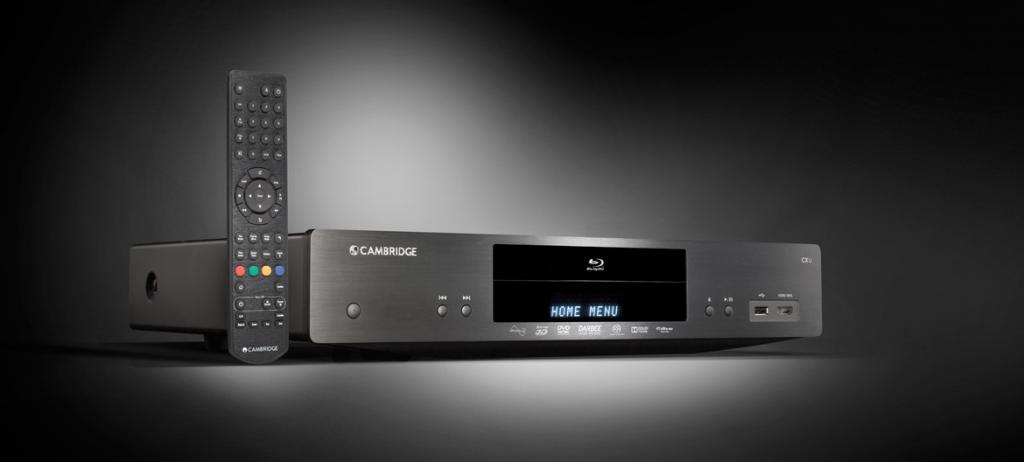 Bluray Player Cambridge Audio Cxu